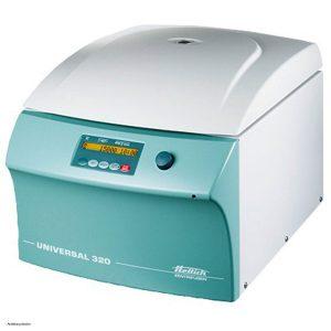 Hettich centrifuge za vakutajnere